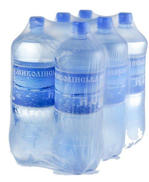 Вода «Николинская» негазированная, 1,75 л, 6 шт. в паке фото