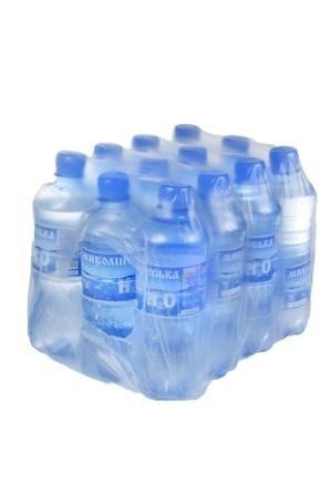 Вода «Николинская» газированная, 0,5 л, 12 шт. в паке фото