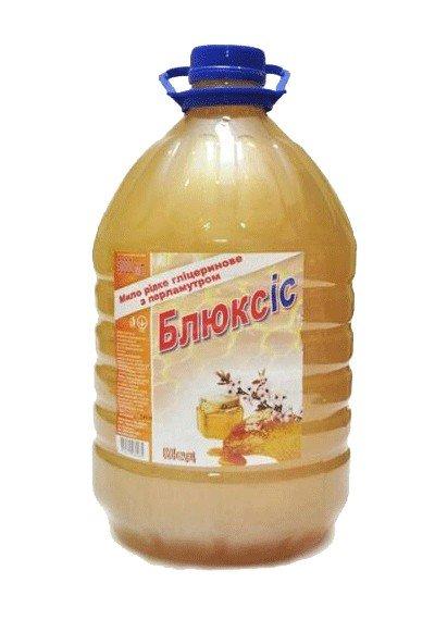 Жидкое мыло Блюксис, широкий ассортимент, 5 л фото