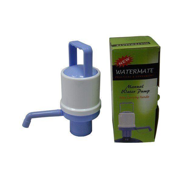 Помпа механическая для воды Watermate на бутыль 18,9 л