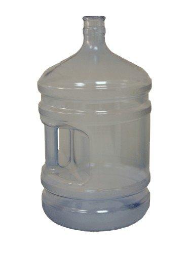 Бутыль поликарбонатная с ручкой, объем 18,9 л фото