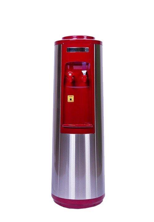 Кулер для воды AquaWorld HC 66L Red компрессорный фото
