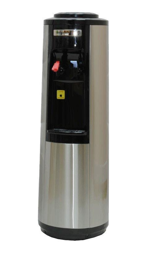 Кулер для воды AquaWorld HC 66L Black компрессорный фото