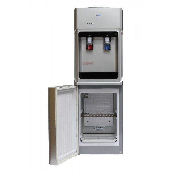 Кулер напольный компрессорный Lanb LB-LWB 1,5-5X55R с холодильником