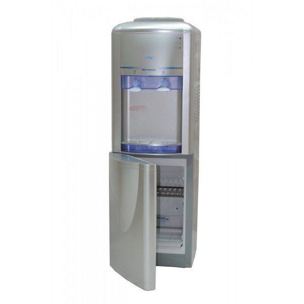 Кулер напольный компрессорный Lanb LB-LWB 1,5-5X16R с холодильником