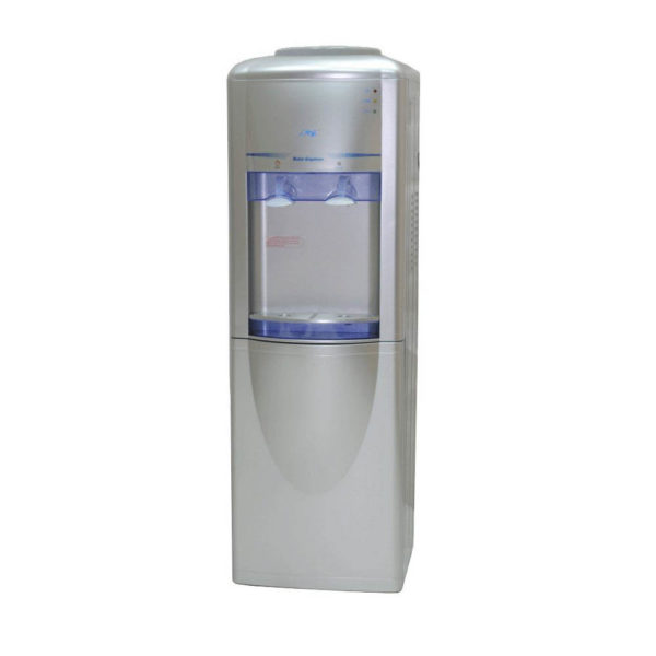Кулер для воды Lanb LB-LWB 1,5-5X16 Silver со шкафчиком фото