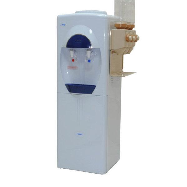 Кулер для воды LANB LB-LWB 0,5-5X3 со шкафчиком фото