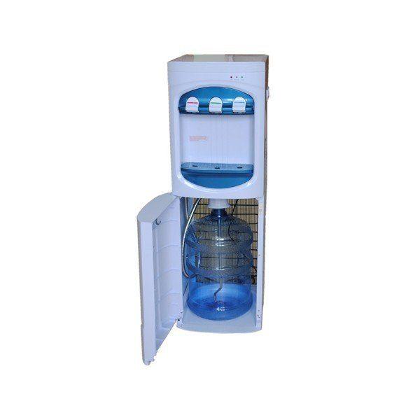 Кулер для воды напольный Lanb LB-LWB 1,5-5X48-BL компрессорный