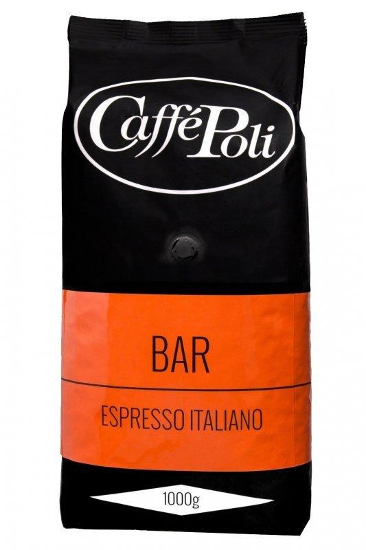 Кофе в зернах Caffe Poli Bar, Италия, 1 кг фото