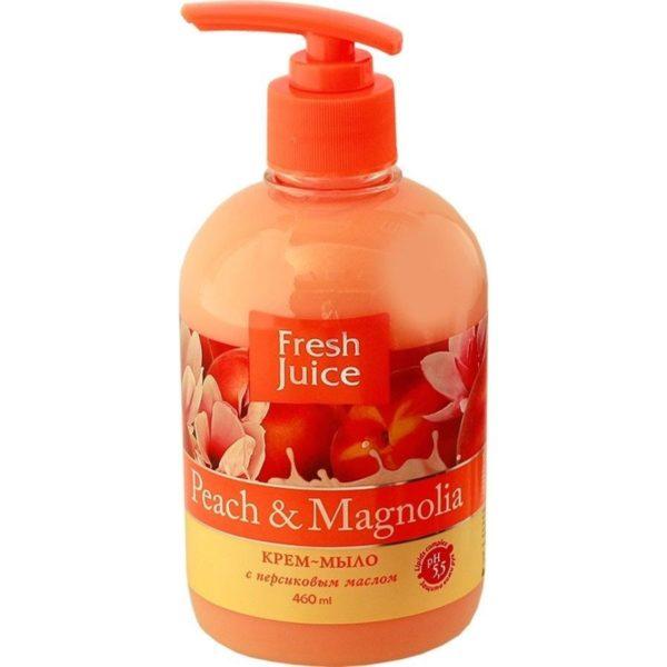 Жидкое мыло Fresh Juice, широкий ассортимент, 460 мл фото