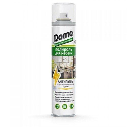 Полироль для мебели Domo Антипыль фото