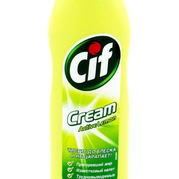 Чистящее средство Cif-крем, 500 мл фото