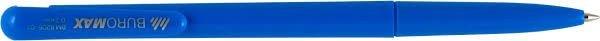 Ручка автомат. Buromax 8205 0,7 мм синяя