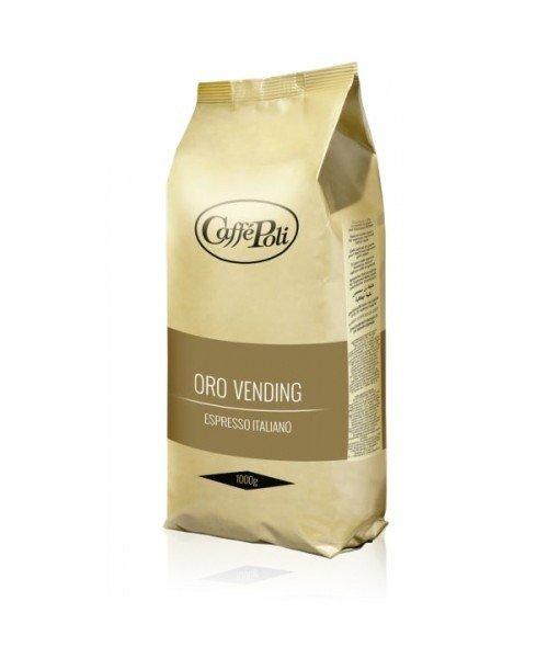 Кофе в зернах Caffe Poli ORO Vending, 1 кг фото