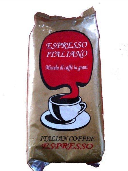 Кофе в зернах Caffe poli Espresso Italiano, 1кг фото