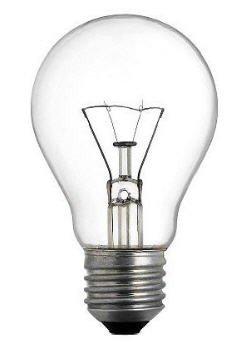 Электрическая лампочка, 100 Вт