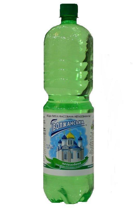 Вода «Иволжанская», 1,5 л, негазированная, 6 шт. в паке фото