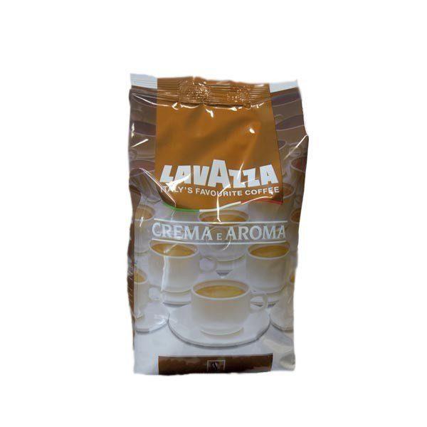 Кофе натуральный в зернах Lavazza Crema e Aroma, (1 кг)