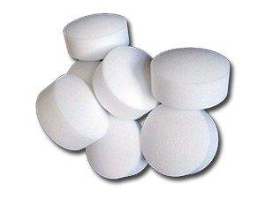 Соль техническая таблетированная, 25 кг, польская фото