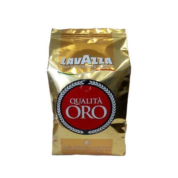 Кофе в зернах Lavazza Qualita Oro, 1 кг фото