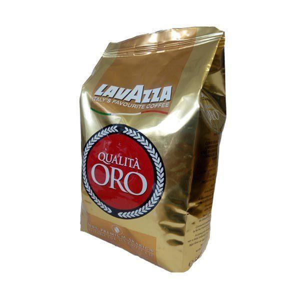 Кофе в зернах натуральный Lavazza Qualita Oro, (1 кг)