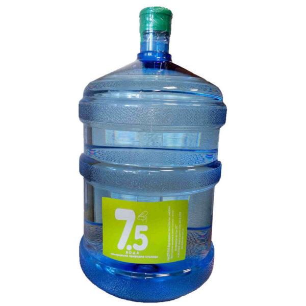 «Вода 7.5», 18,9 л фото