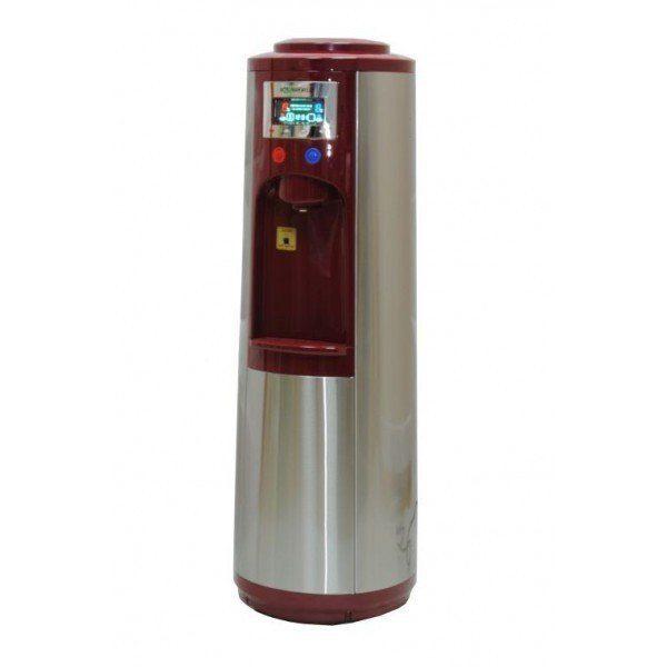 Кулер для воды AquaWorld HC 68L Red компрессорный фото