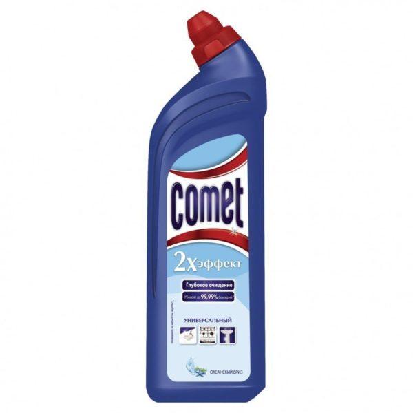 Чистящее средство Comet гель, 1000 мл фото