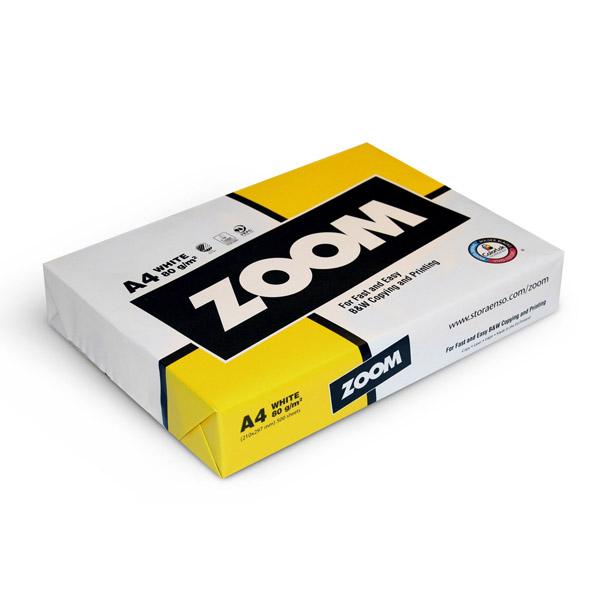 Офисная бумага Zoom А4 фото
