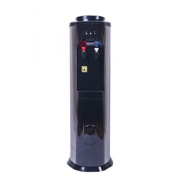 Кулер для воды AquaWorld HC 98L Black напольный компрессорный фото