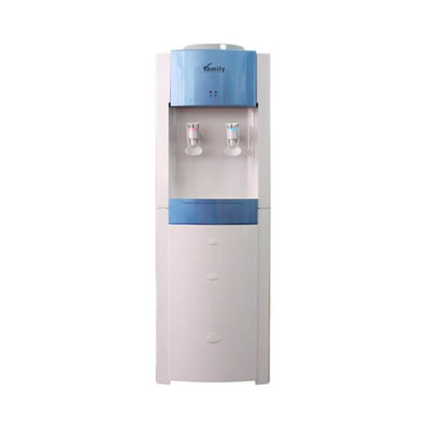 Кулер для воды FAMILY WBF-1000LA BLUE фото