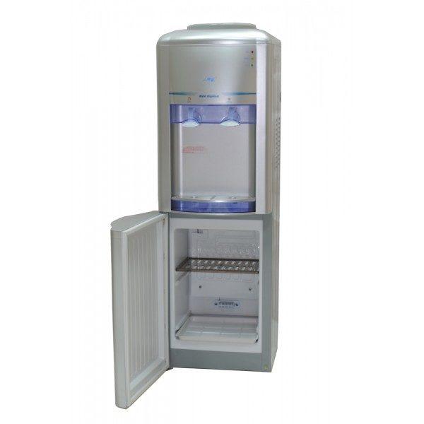 Кулер для воды Lanb LB-LWB 0,5-5X16 серебристый электронный напольный фото