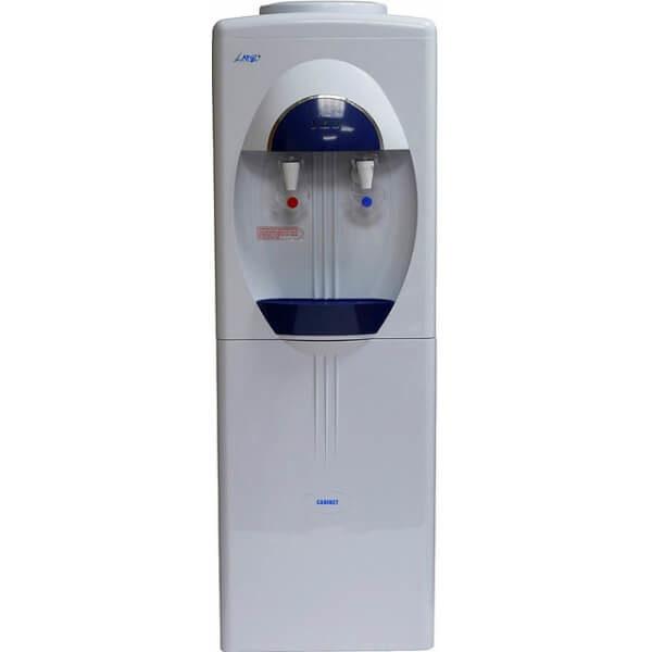 Кулер для воды LANB LB-LWB 0,5-5X3 со шкафчиком с электронным охлаждением фото