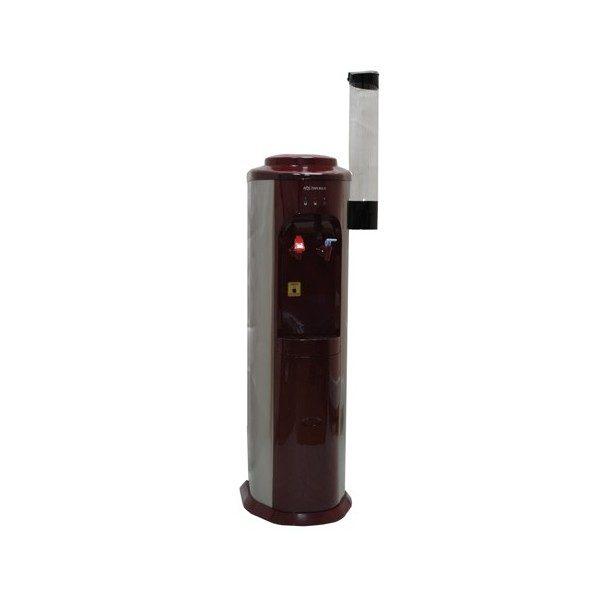 Кулер для воды AquaWorld HC 98L Red компрессорный напольный фото
