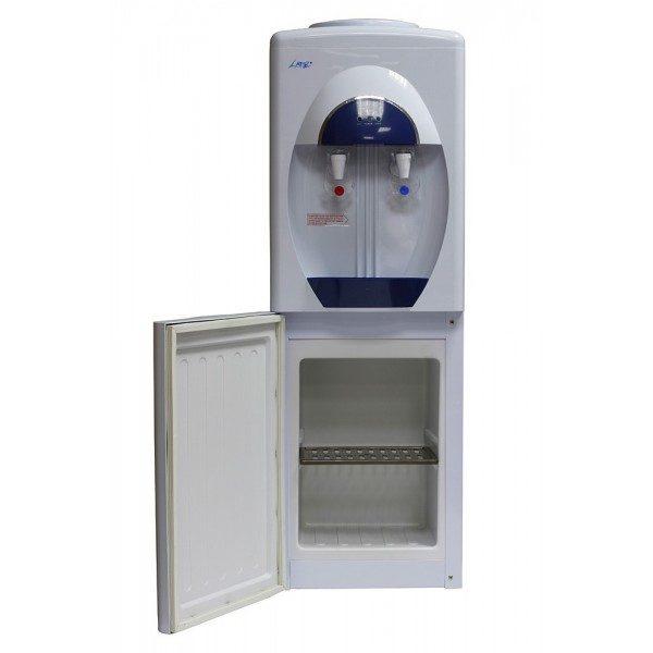 Кулер для воды Lanb LB-LWB 1,5-5X3 со шкафчиком в нижней части фото