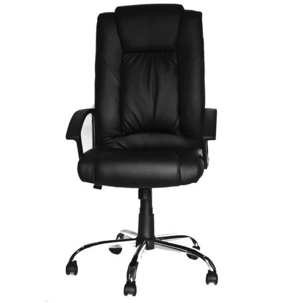 Офисное кресло компьютерное Успех, черное, фото