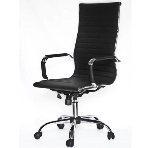 Офисное кресло Стартап компьютерное, обивка экокожа фото