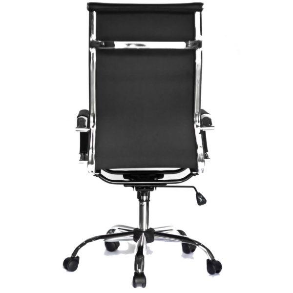 Офисное кресло Стартап черное компьютерное фото