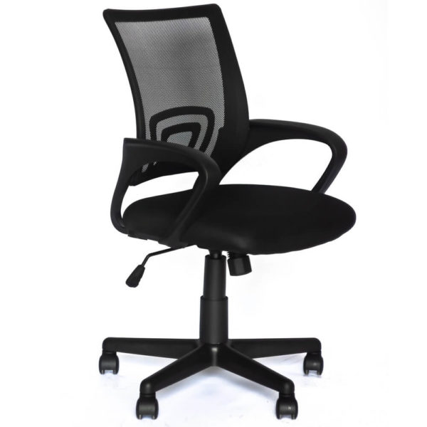 Рабочее офисное кресло Брокер для персонала фото