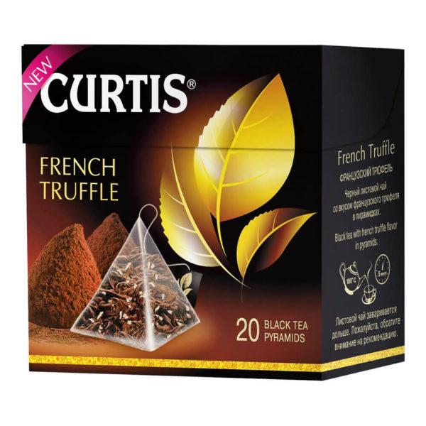Чай черный CURTIS FRENCH TRUFFLE 20 пакетиков, фото