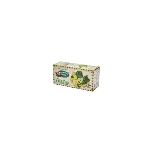 Карпатский чай Липа в пакетиках