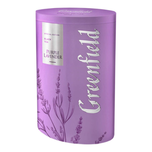Чай черный Гринфилд Purple Lavender 100 г