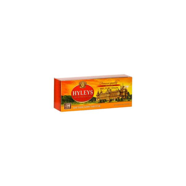 Чай черный Английский завтрак HYLEYS 20 пакетиков по 1,5 г