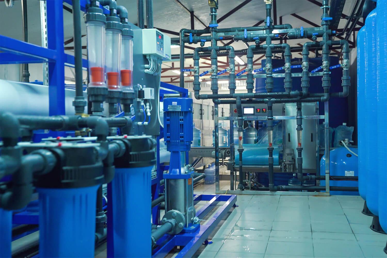 Оборудование для фильтрации и очистки