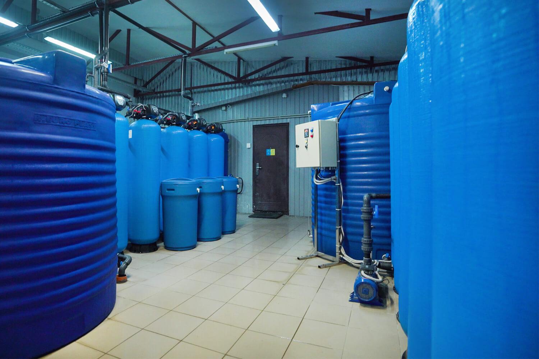 Высокотехнологическое оборудование для водоподготовки